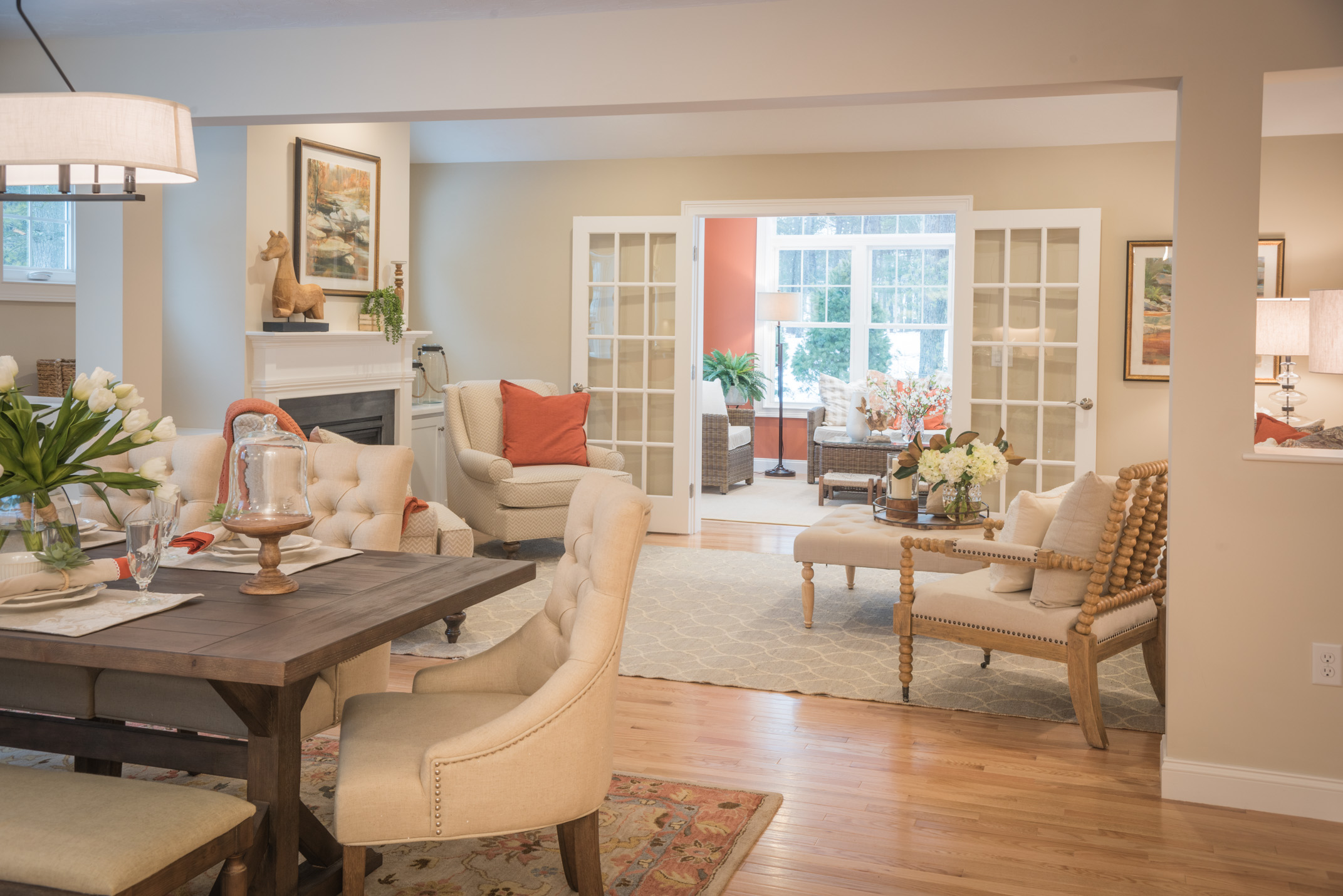 A Beautiful Setting In Your Mayflower Home In Plymouth, Massachusetts