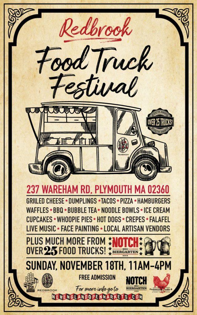 Redbrook Food Truck Festival November 18 2018 Redbrook